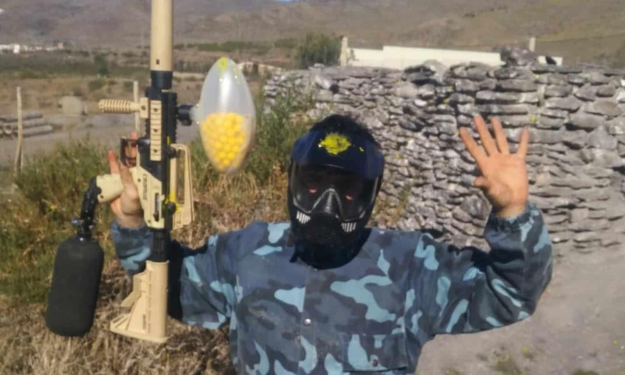 Paintball Supervivientes Almería